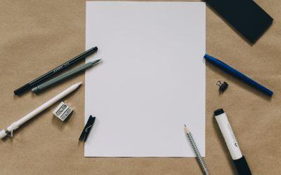 La charte graphique et les avantages d'une image bien pensée
